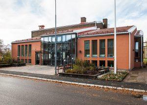 Församlingshemmet i Sollebrunn – allark ab