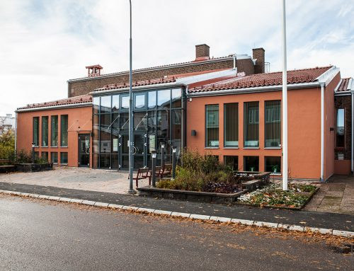 Församlingshemmet i Sollebrunn