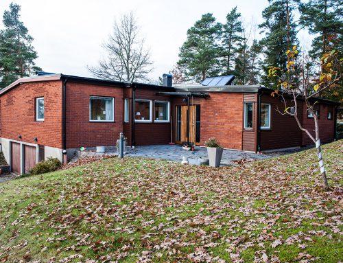 Villa Larsson i Västra Bodarna