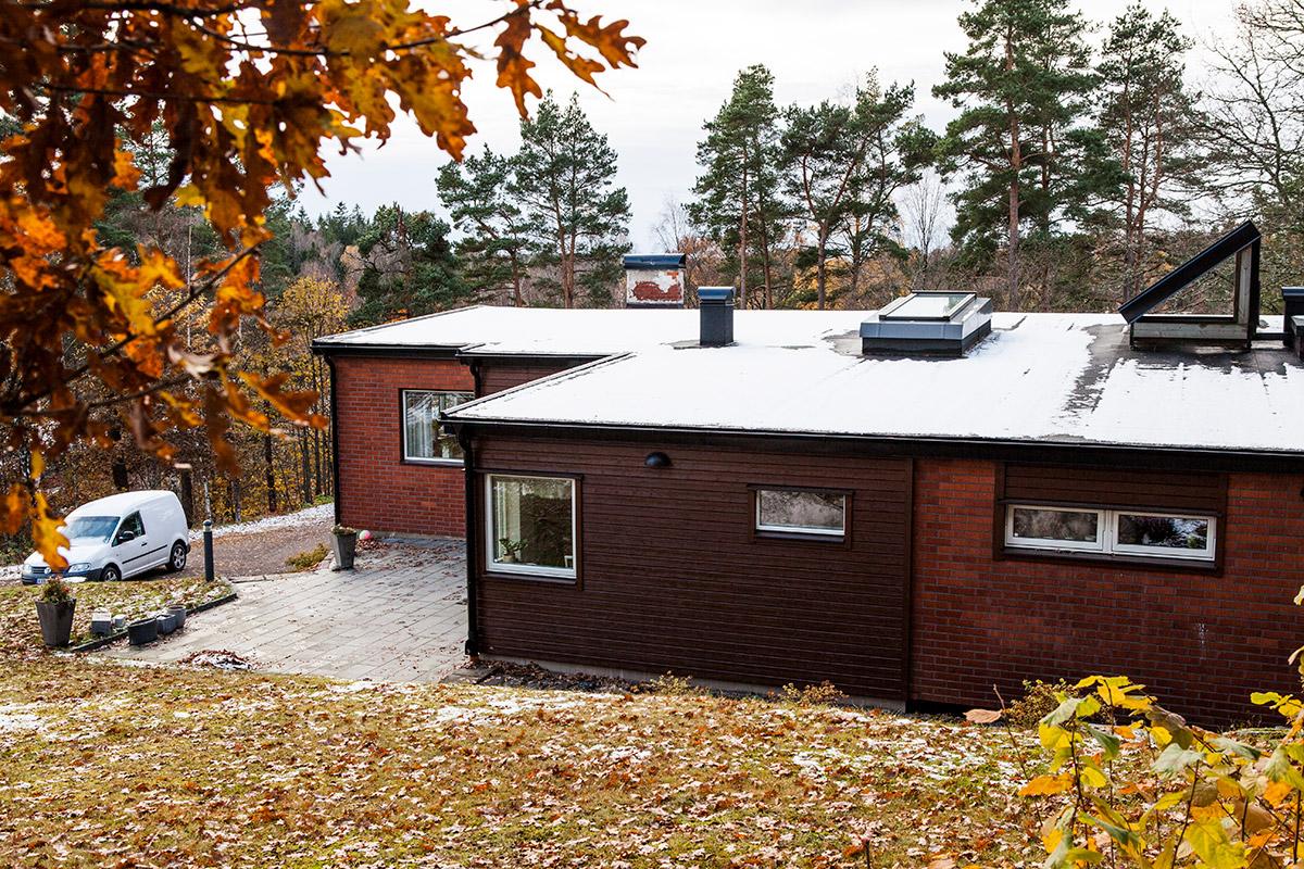 Villa Larsson i Västra Bodarna – allark ab