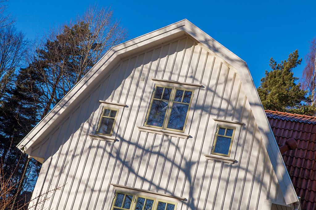 Villa Andersson i Alingsås – allark ab