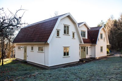 Villa Andersson i Alingsås