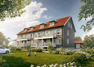 Brf Gullbringan i Alingsås – allark ab